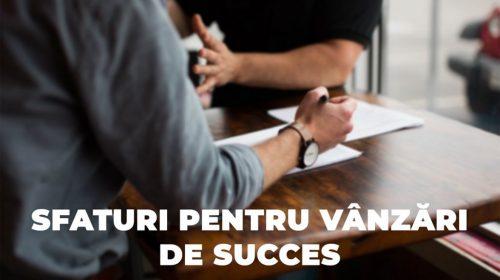 sfaturi pentru vanzari de succes 2