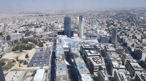priveliste panoramica din iordania