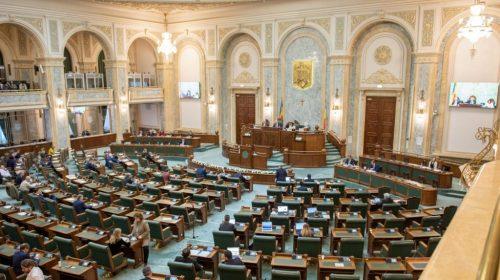 senatul romaniei legea reglementarii profesiei de agent imobiliar
