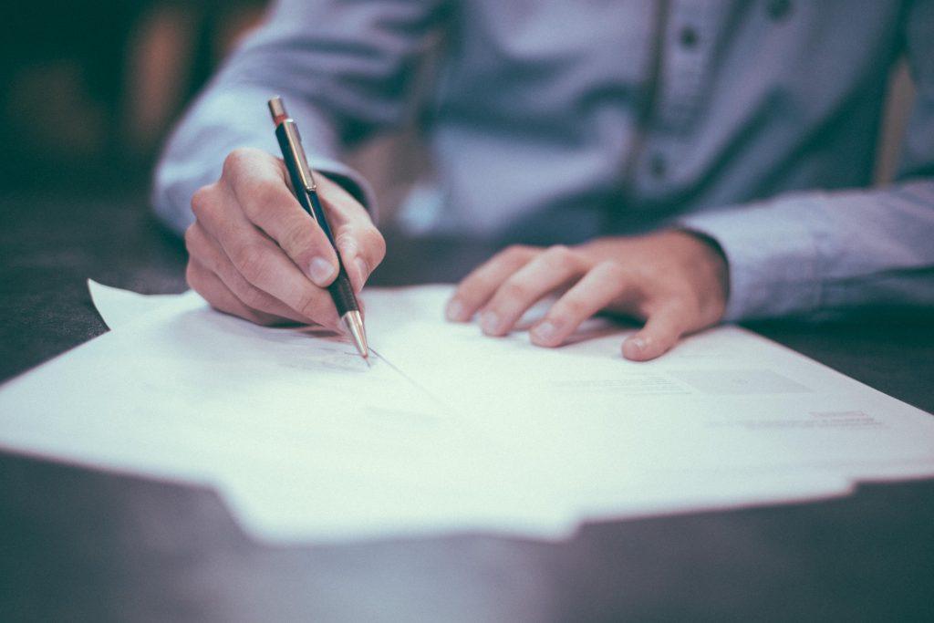 semnare contract achizitionare locuinta