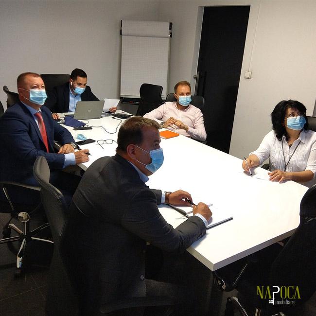 Agentii Napoca Imobiliare in timpul pandemiei de coronavirus 2020