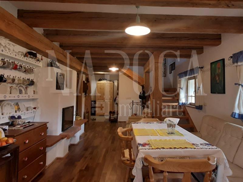Casa traditionala cu 4 camere de vanzare in Salicea Cluj