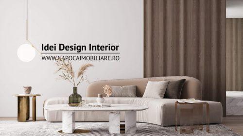idei design interior pentru casa ta
